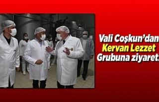 KENTİN VALİSİ, KENTİN MARKASI ALPEDO'DA