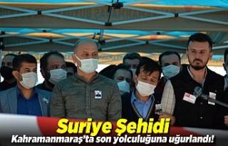 Suriye'de havan saldırısı sonucu Kahramanmaraşlı...