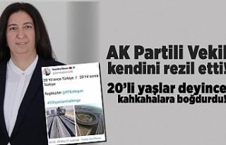 AK Partili Vekil sosyal medyanın diline düştü!