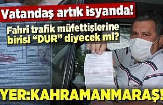Kahramanmaraş'ta vatandaş artık isyanda!