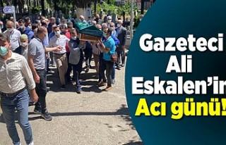 Kahramanmaraşlı Gazeteci'nin acı günü!