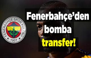 Fenerbahçe'den bomba transfer!