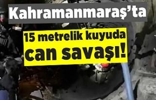 Kahramanmaraş'ta 15 metrede can pazarı!