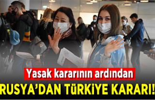 Uçuşlar yasaklanmıştı! Rus heyeti Türkiye'ye...