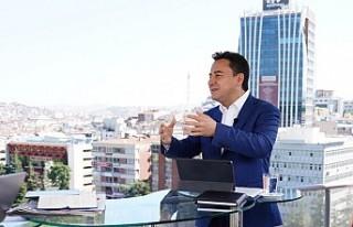 ALİ BABACAN'DAN ERKEN SEÇİM YORUMU 'İktidar...