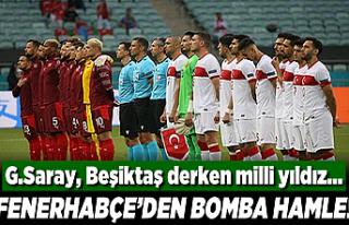 Fenerbahçe bombayı patlatıyor! Galatasaray ve Beşiktaş...