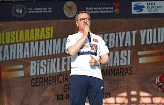 Kahramanmaraş Grand Prix Finalinde Ödüller Sahiplerini...