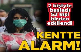 Tunceli'de 'Delta varyantı' paniği!...