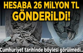 """""""Anadolu"""" operasyonunda ele geçirilen tarihi..."""