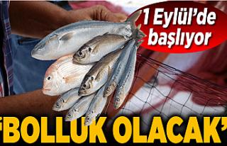 Balıkçılar yeni sezona hazırlanıyor