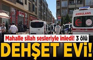 Bursa'da dehşet! Eşini ve kızını öldürüp...