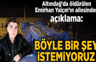 Son dakika! Altındağ'da öldürülen Emirhan...