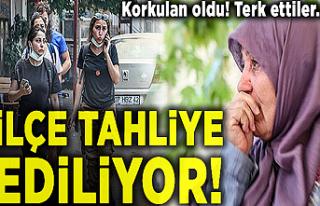 Son dakika... Antalya'nın Gündoğmuş ilçesi...