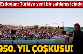 Son dakika haberleri: Cumhurbaşkanı Erdoğan: Türkiye...