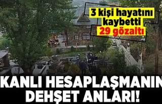 3 kişi hayatını kaybetti 29 gözaltı! Kanlı hesaplaşmanın...