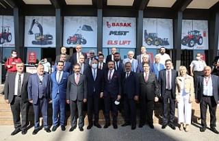 MST İŞ MAKİNALARI, BAŞAK TRAKTÖR VE ELS LİFT...