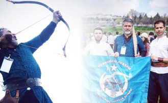 Türkoğlu Avasım Derneği Sporcuları Türkiye Genelinde ilk 10'a girmeye hak kazandılar!