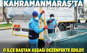 Kahramanmaraş'ta önlemler son derece arttırıldı!