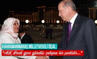 Milletvekili Öçal AK Parti'nin kuruluşunun 18. yıl dönemi ile ilgili mesaj yayınladı...