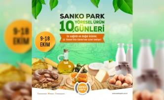 SANKO PARK'TA YÖRESEL ÜRÜN GÜNLERİ BAŞLIYOR