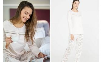 En Şık ve En Rahat Kadın Pijama Takımı Modelleri