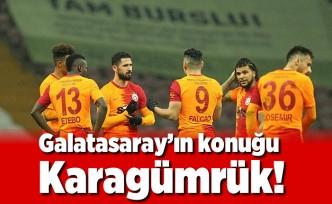Son dakika: Galatasaray'ın konuğu Karagümrük! Oğulcan Çağlayan 13 hafta sonra 11'de