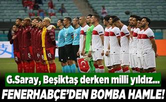 Fenerbahçe bombayı patlatıyor! Galatasaray ve Beşiktaş istiyordu