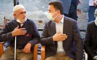 ALİ BABACAN'DAN DEDEOĞLU AİLESİNE TAZİYE ZİYARETİ 'Adalet talebinin takipçisi olacağız'