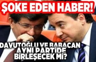Davutoğlu ve Babacan aynı partide birleşecek mi?