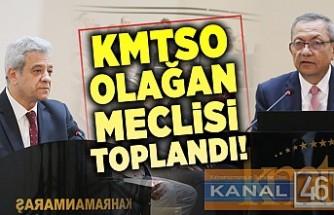 KMTSO olağan meclisi toplandı!