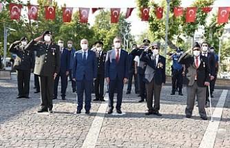 """""""19 EYLÜL GAZİLER GÜNÜ"""" ÇEŞİTLİ ETKİNLİKLERLE KUTLANDI"""