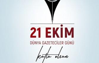 Kipaş Holding 21 Ekim Gazeteciler Gününü Kutladı!