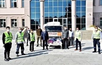 Türkoğlu Belediyesi, İzmir için tek yürek!