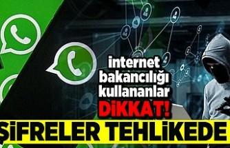 İnternet bankacılığı kullananlar dikkat! Şifreler tehlikede!