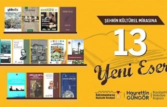 Şehrin Kültür Envanterine 13 Yeni Eser