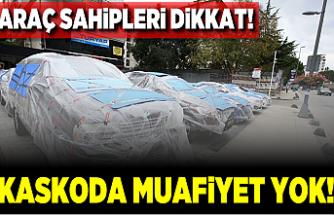 Su baskınında kalan otomobil sahipleri dikkat! Kaskoda muafiyet yok