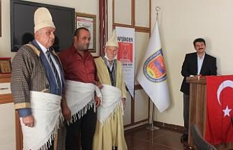 """AFŞİN'DE """"TAKSİCİLERE VEFA"""" PROGRAMI DÜZENLENDİ!"""