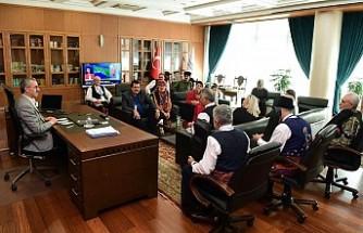 Geleneksel Ezgiler Kahramanmaraş'ta Yankılanacak