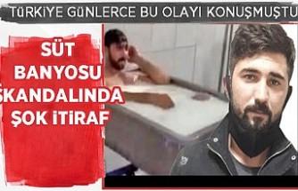 Türkiye süt banyosu yapan işçiyi konuşmuştu! Mahkemede şok sözler!