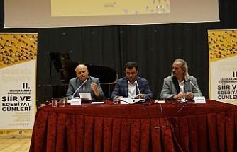 """""""Soylu Bir İtiraz: Nuri Pakdil"""" Paneli Gerçekleşti"""