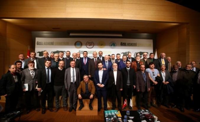 """Prof. Tarhan: """"Müslüman devletler arasında iş birliği şart"""""""