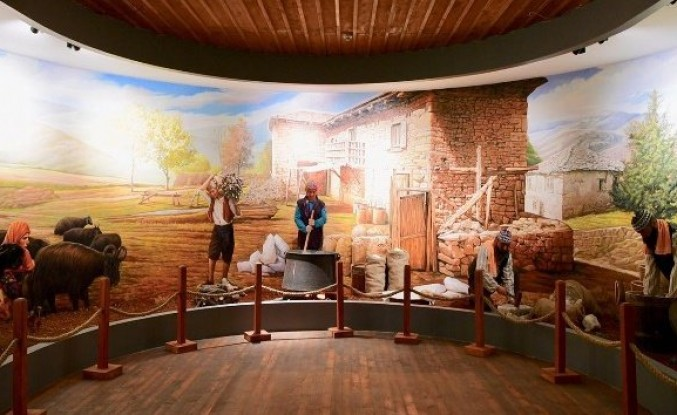 Kahramanmaraş'ın dondurma müzesi