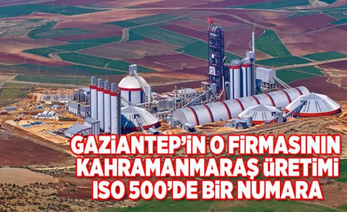 gaziantepl'li o firma Kahramanmaraş'ta rekor kırdı