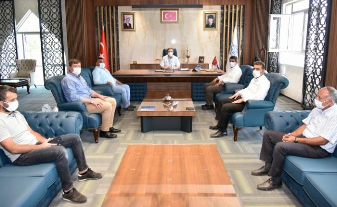 TUFANBEYLİ TERMİK SANTRALİ COVİD-19 GÜVENLİ ÜRETİM BELGESİ ALDI