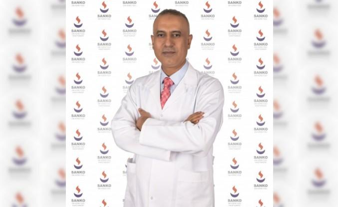 KBB UZMANI DOÇ. DR. MUSTAFA ÇELİK SANKO'DA