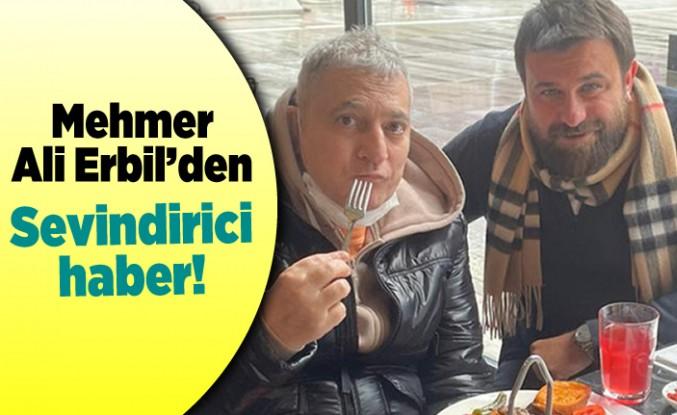 Uzun zamandır sağlık sorunlarıyla mücadele eden Mehmet Ali Erbil ekranlara dönüyor