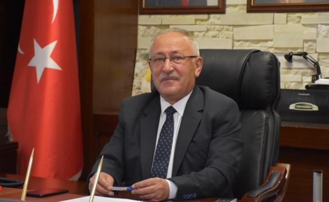 Başkan Sarıaltun'dan Kurban Bayramı Mesajı