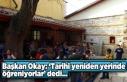 Kahramanmaraş'ta çocuklar tarihi yerinde yeniden...