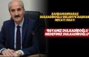 Kahramanmaraş DULKADİROĞLU Belediye Başkanı Necati...