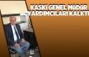 KASKİ Genel Müdür Yardımcıları kalktı
